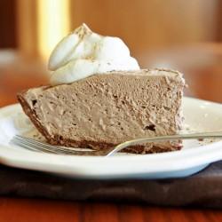 German Sweet Chocolate Pie Recipe
