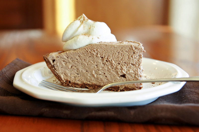 German Sweet Chocolate Pie Recipe