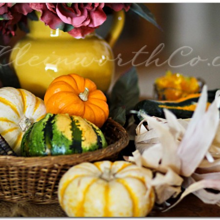 Fall Centerpiece, fall decorating, fall home decor