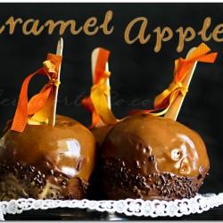 Caramel Apples {RECIPE}
