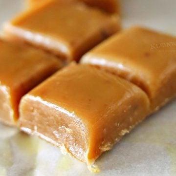 Best Homemade Caramel {RECIPE}