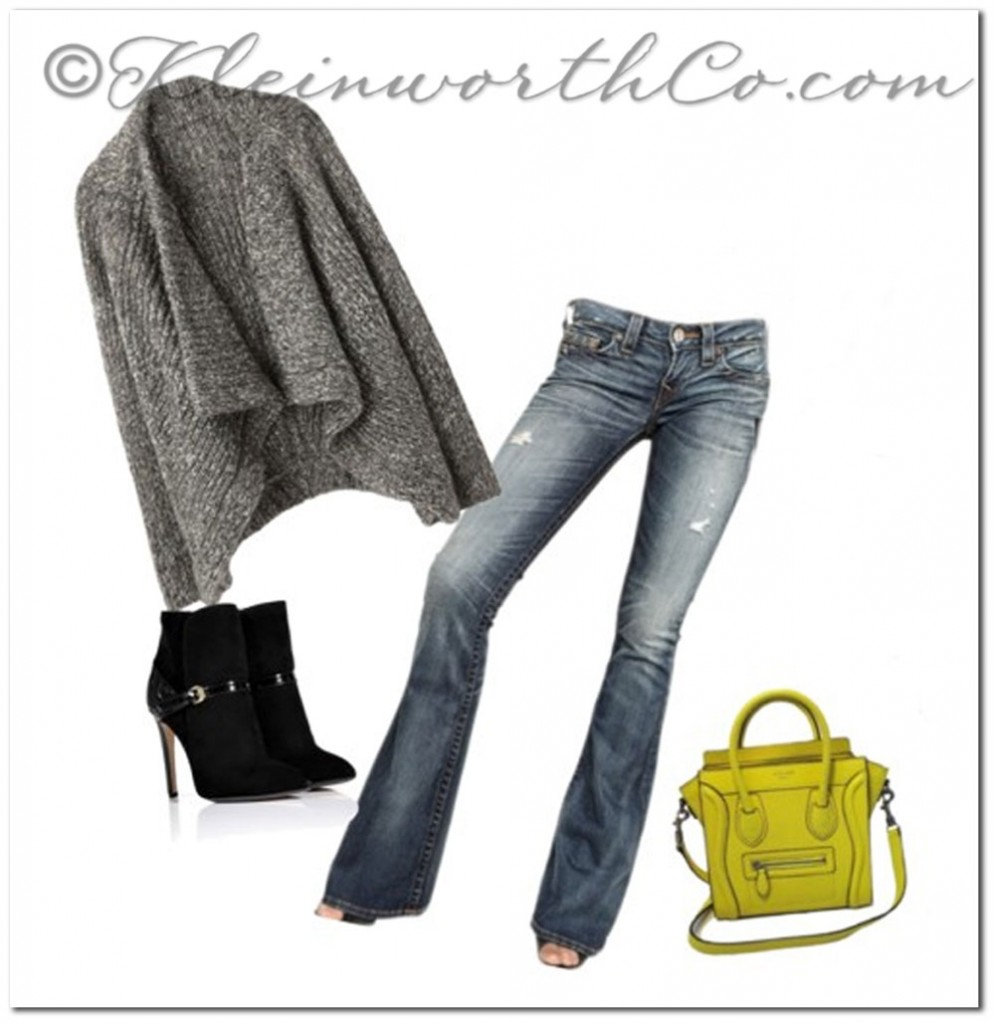 fall-fashion, chartreuse, yellow