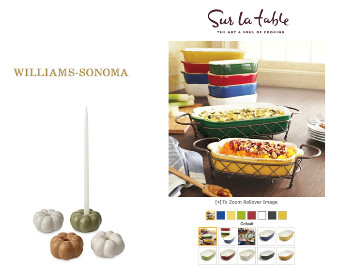 Country Crock, giveaway, thanksgiving, sur la table, williams sonoma