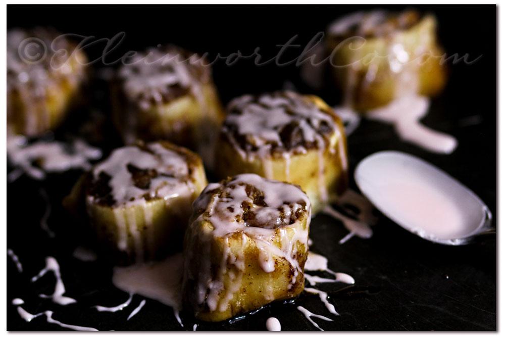 Valentine Cinnamon Rolls {Recipe}