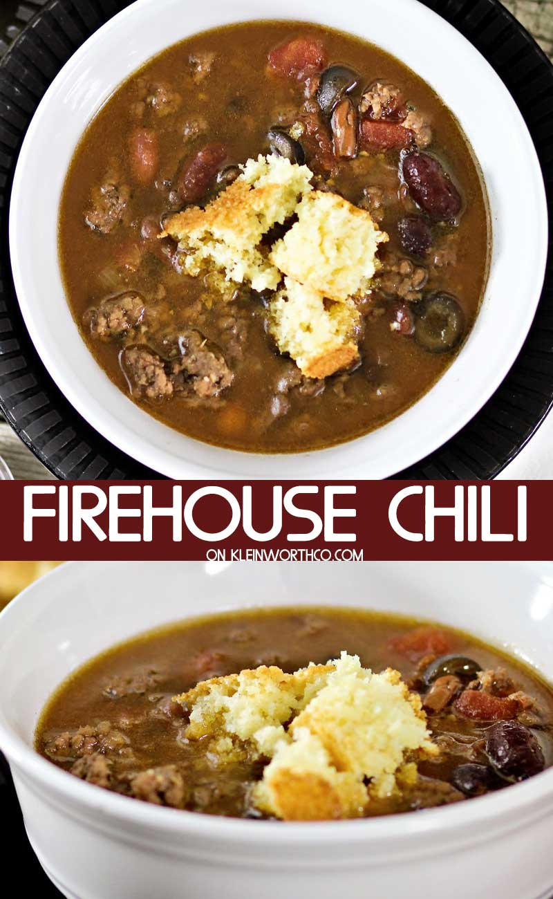 Best Firehouse Chili Recipe
