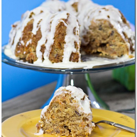 Carrot Cake {Recipe} ~ Just in Time for Easter
