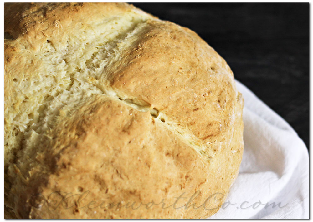 Irish Soda Bread {Recipe}