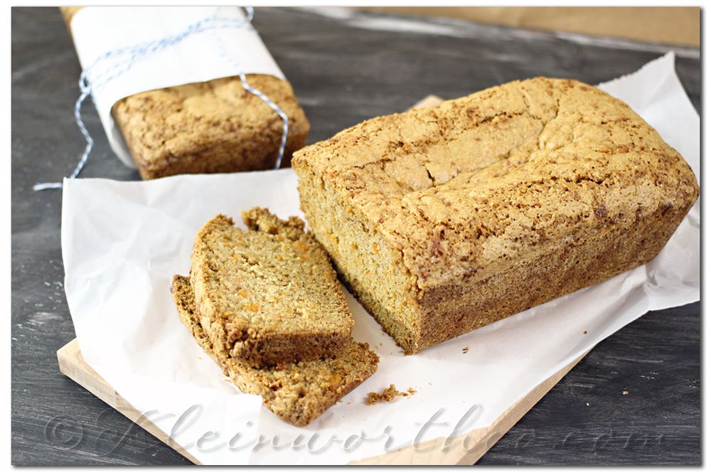 Butternut Squash Bread {Recipe}