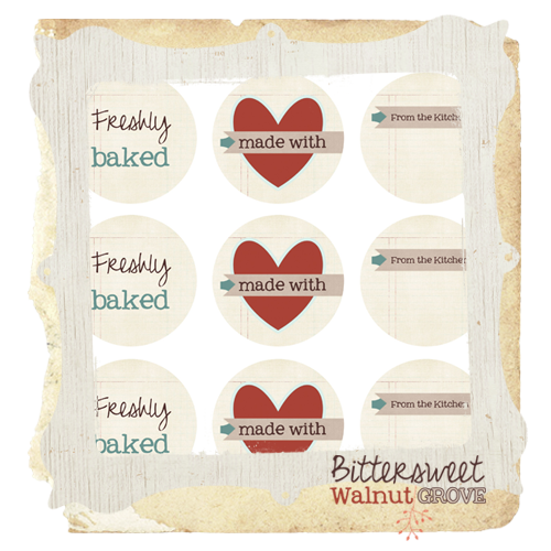 bittersweet walnut grove printable jar toppers