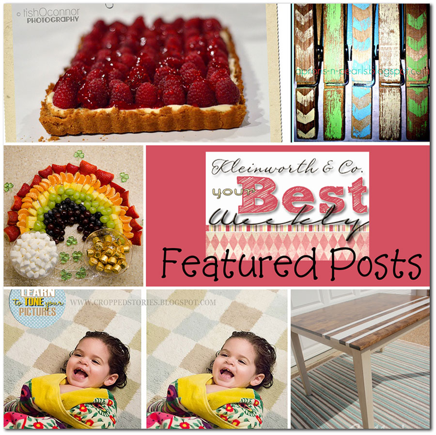 featured posts, your best weekly