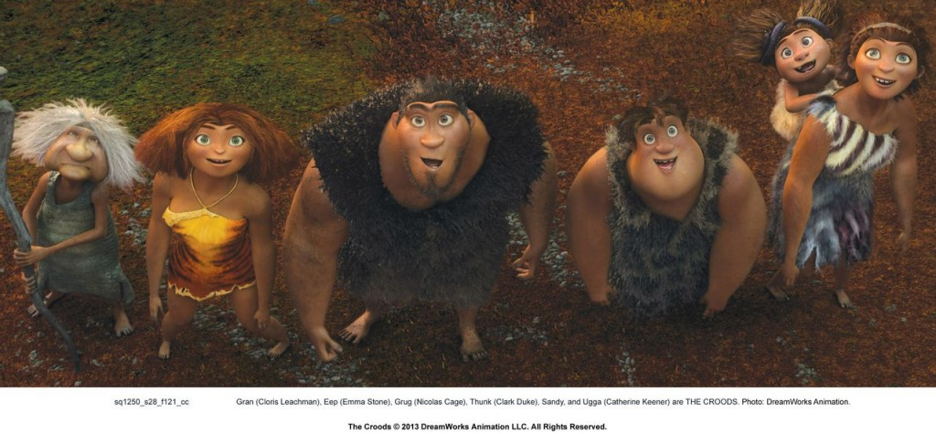 The Croods ~ Giveaway