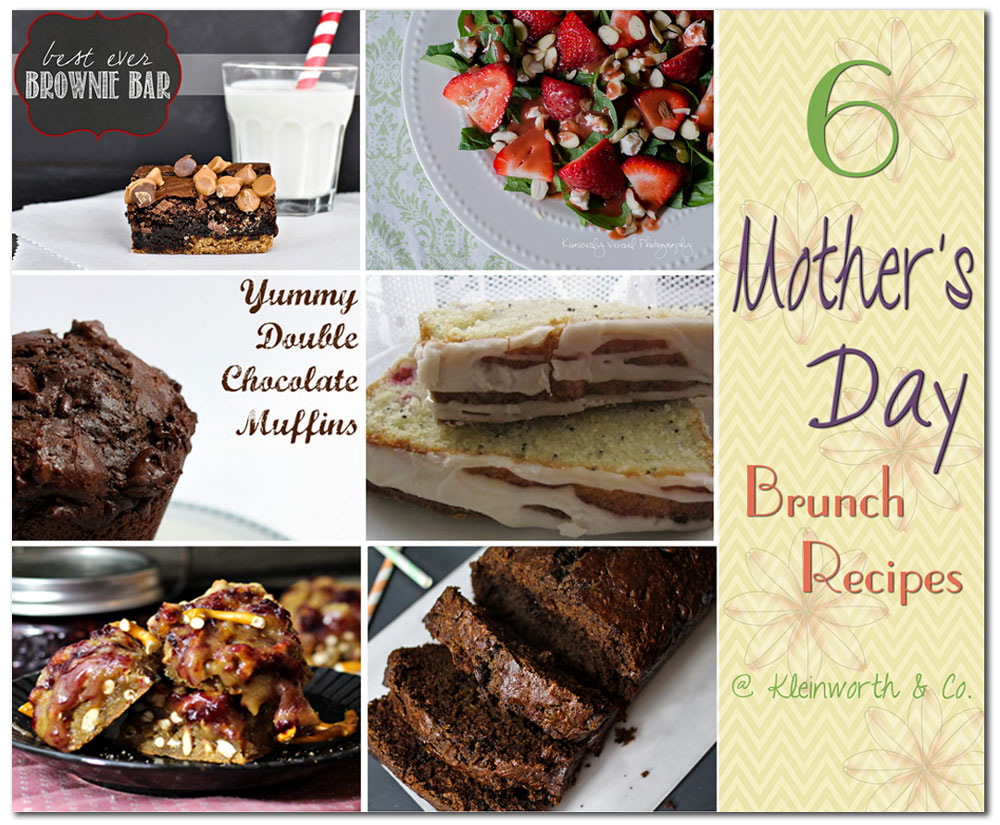 6 Mother's Day Brunch Recipes