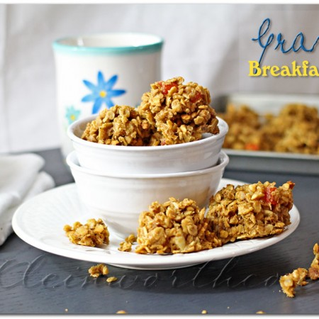 Your best weekly features, Granola Breakfast Bites {Recipe}