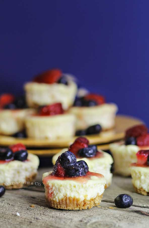best mini cheesecake recipe