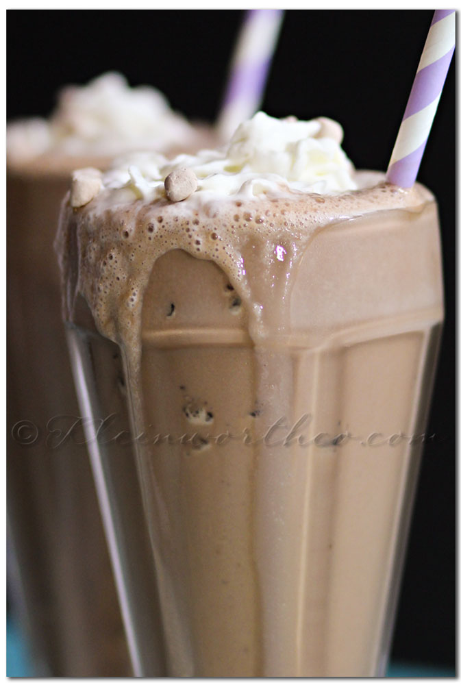 Caramel Macchiato Date Shake