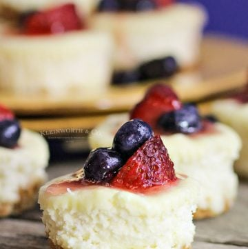 patriotic cheesecake recipe