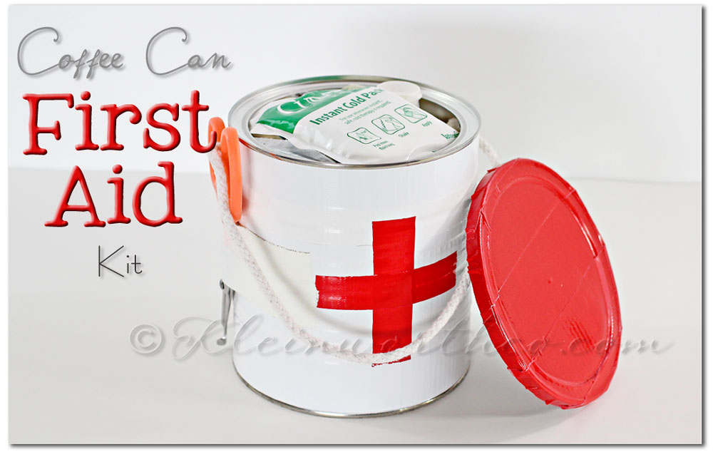 First Aid Kit and Printable Checklist