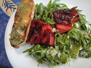 6 Quick Recipes & Project Ideas, grilled watermelon salad