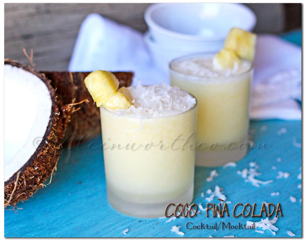 Coco Piña Colada