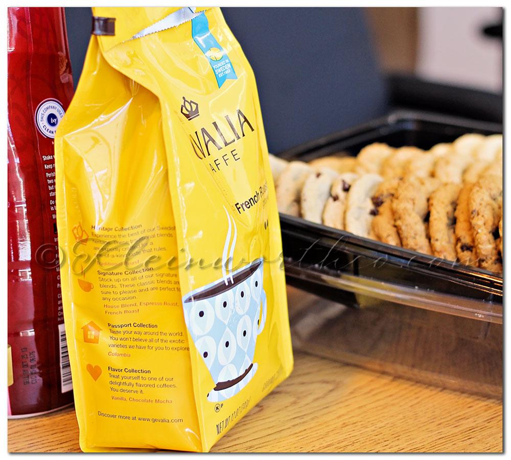 Patriotic Cookie Dough Brownie Bars