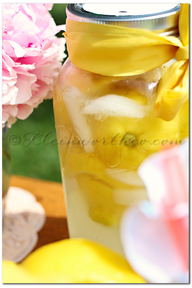 ID Summer Lemonade & Iced Coffee Stand