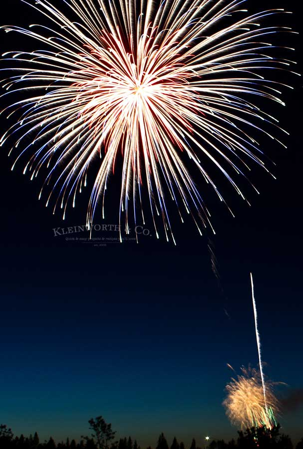 4th of July - How to Photograph Fireworks