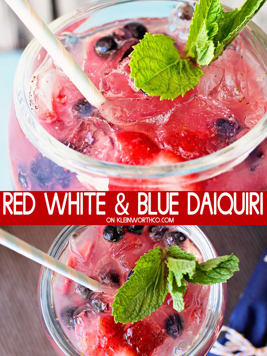4th of July Daiquiri