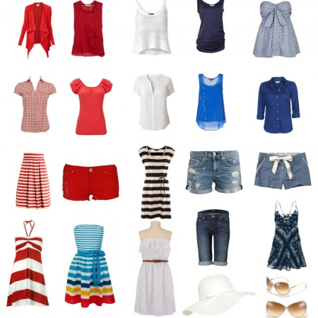 4th of July Fashion Ideas