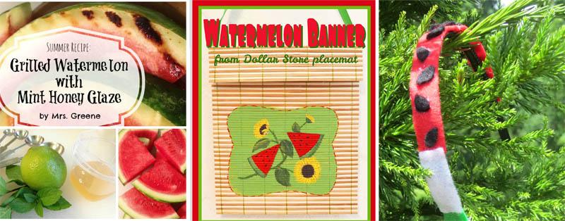 thursday watermelon