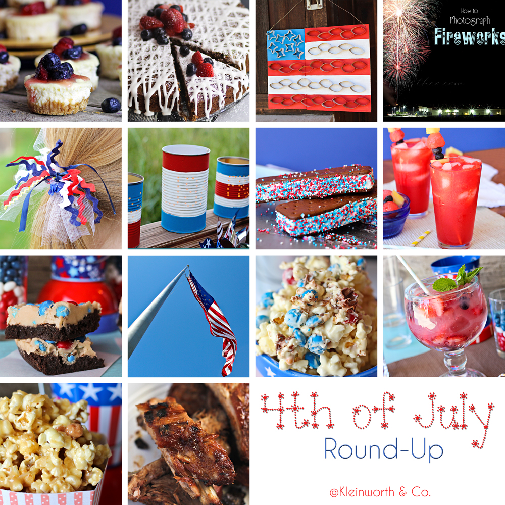 4th of july ideas, 4th of july recipes, 4th of july crafts