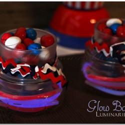 Glow Band Luminaries