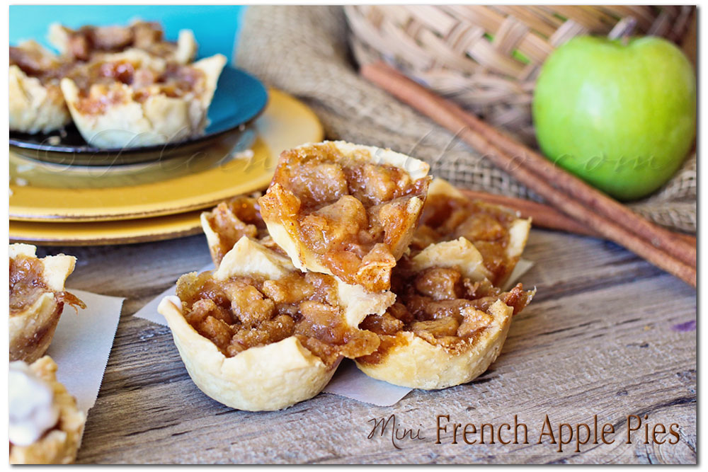 mini french apple pie recipe