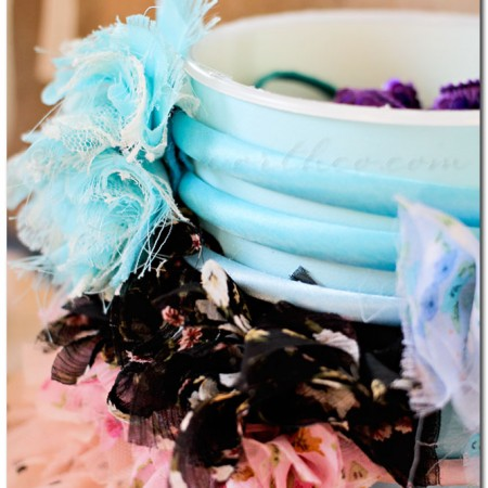 Organized for Back to School ~ Hair Accessories