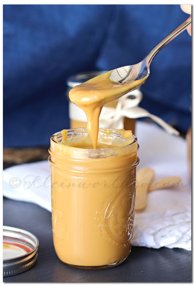 Crock Pot Dulce de Leche with one ingredient