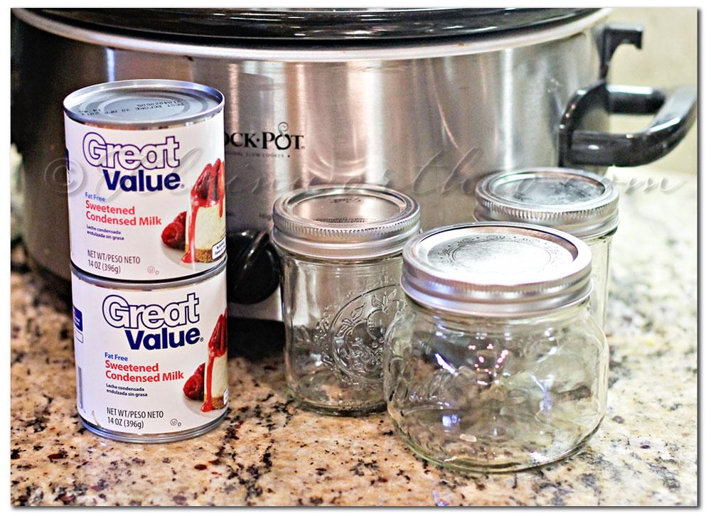 Crock Pot Dulce de Leche recipe