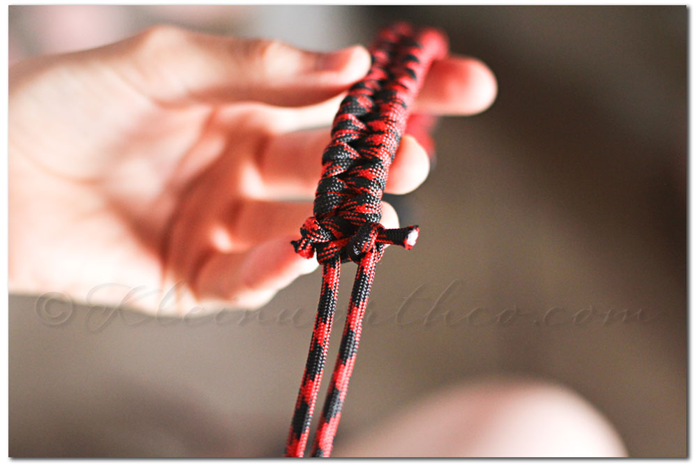 Fishtail Paracord Dog Collar/ Fishtail Paracord Bracelet tutorial