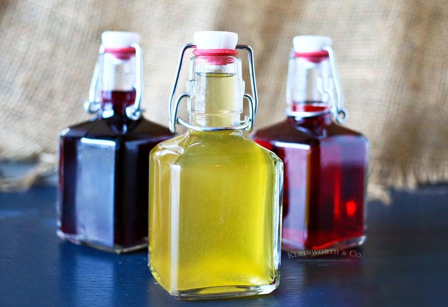 How to Make Homemade Liquors fruit brand