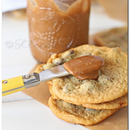 Chocolate Chip Cookie Cookie Butter