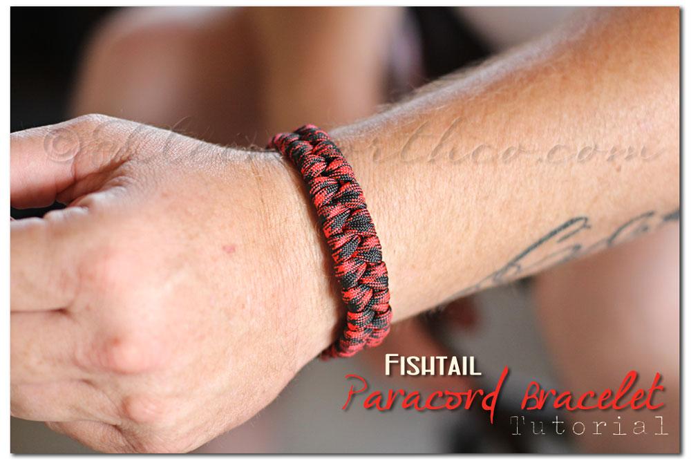 Fishtail Paracord Dog Collar Kleinworth Co