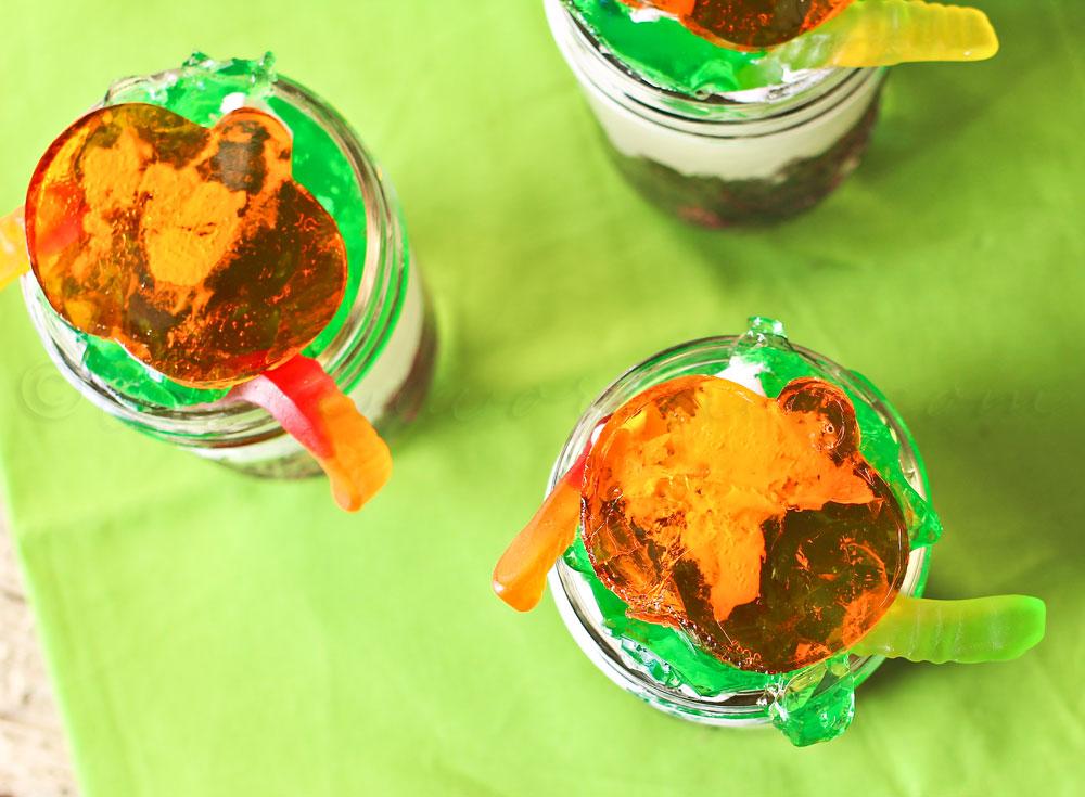 JELL-O JIGGLERS Pumpkins