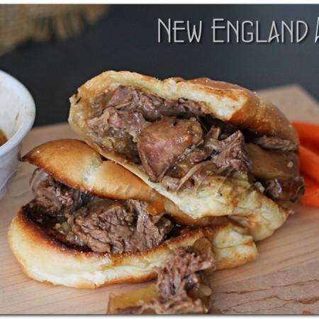 New England Dip Sandwich