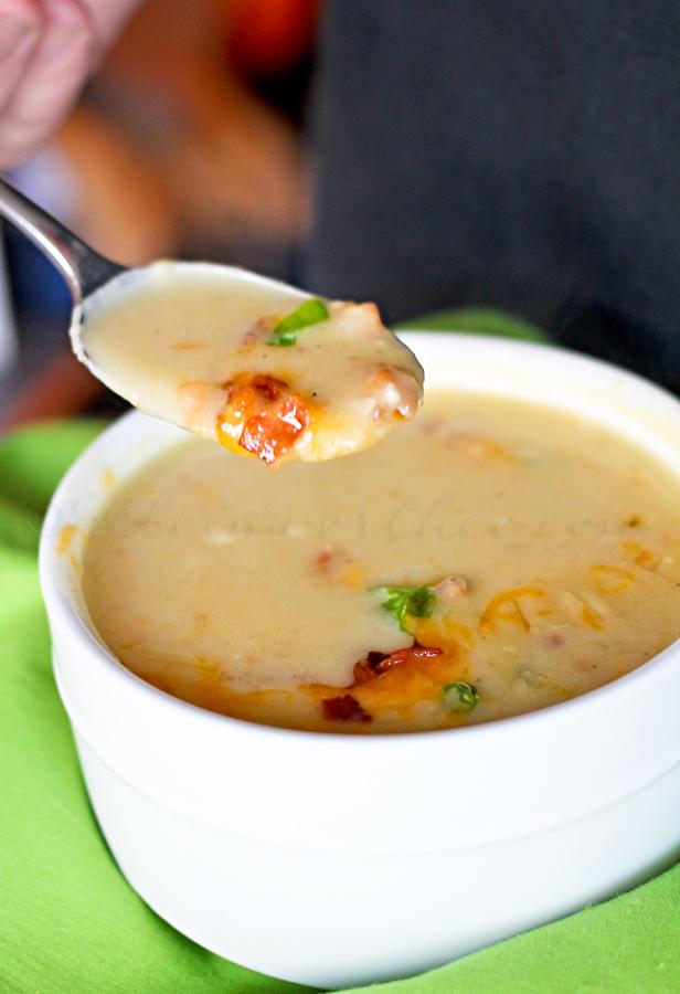 Idaho Potato Soup