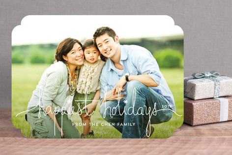 Holiday Photo Cards with Minted