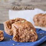 Slow Cooker Black Bread