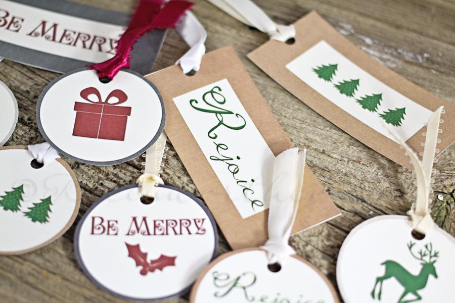 Christmas Gift Tag Printable ~ Christmas Printables Blog Hop
