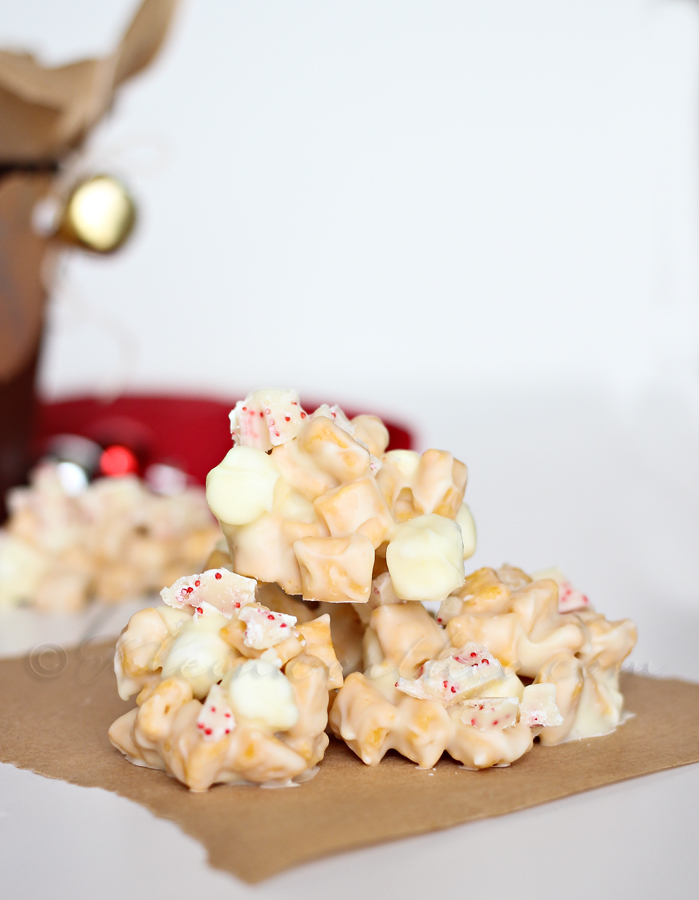 Peppermint Crunch Bites