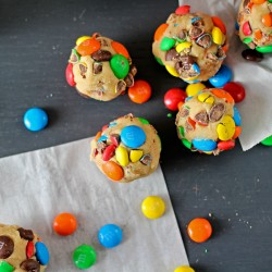 M&M's Cookie Dough Bites