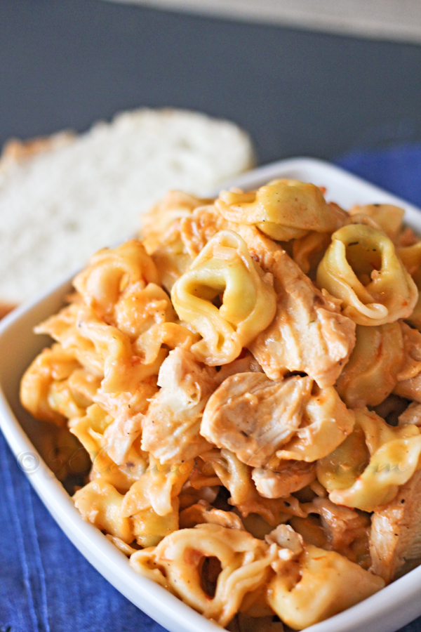 Chicken Vodka Tortellini