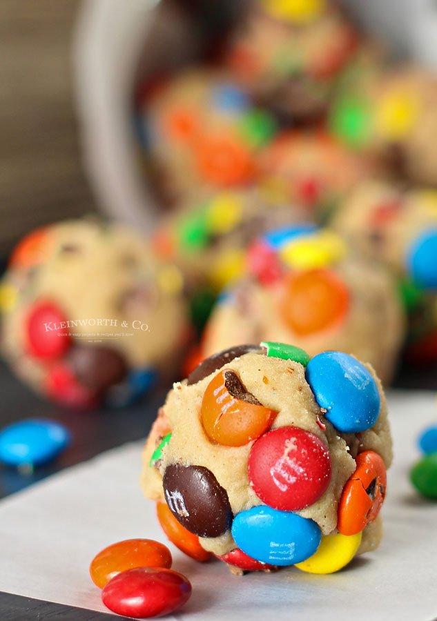 M&M's Cookie Dough