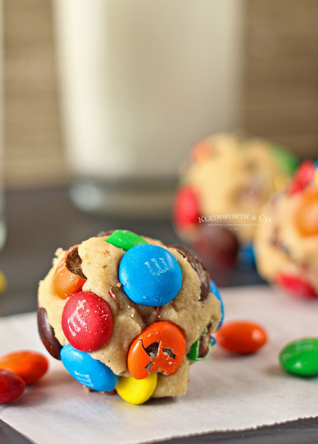 egg free cookie dough